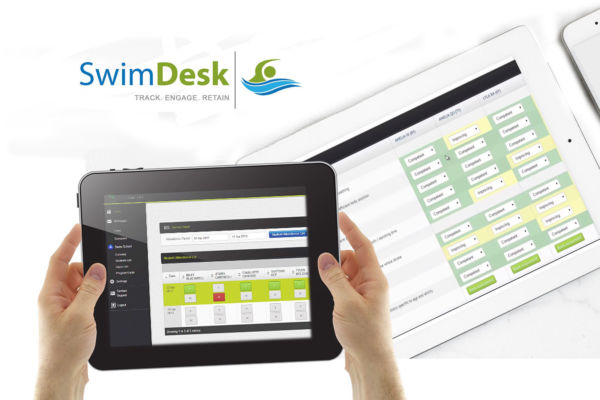 The use of smart devices for more productive swim school management