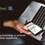 Using technology to enhance customer experience